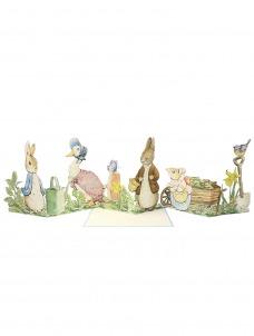 Meri Meri Ευχετήρια Κάρτα Peter Rabbit