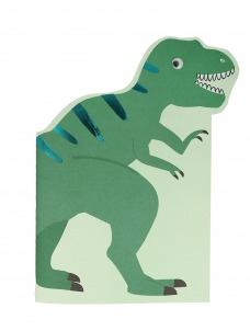Meri Meri Sticker & Sketchbook Dinosaur