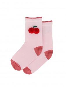 Meri Meri Κάλτσες Cherry Sparkle 3-5