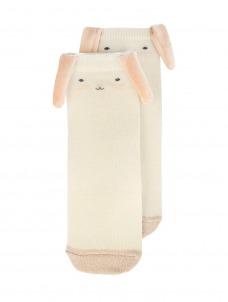 Meri Meri Κάλτσες Bunny Sparkle 3-5