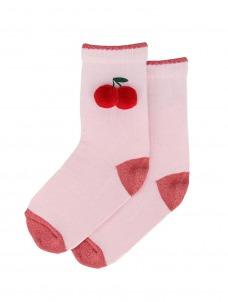 Meri Meri Κάλτσες Cherry Sparkle 6-8