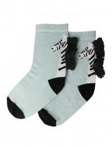 Meri Meri Κάλτσες Zebra Sparkle 6-8