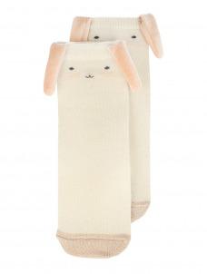 Meri Meri Κάλτσες Bunny Sparkle 6-8