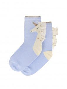 Meri Meri Κάλτσες Unicorn Sparkle 3-5