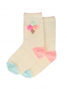 Meri Meri Κάλτσες Ice Cream Sparkle 6-8