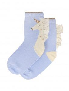 Meri Meri Κάλτσες Unicorn Sparkle 6-8