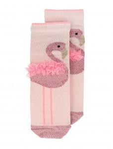 Meri Meri Κάλτσες Flamingo Sparkle 6-8