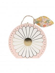 Meri Meri Mini Κούκλα Butterfly Daisy – Βαλιτσάκι