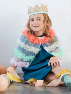 Meri Meri Κάπα Neon Tulle Ruffle