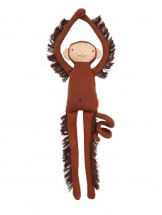 Meri Meri Μαξιλάρι Baboo Monkey