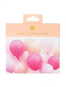 Talking Μπαλόνια Ροζ