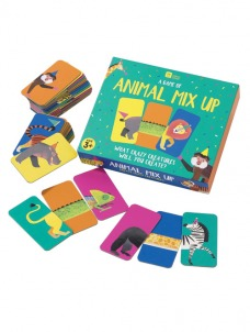 Talking Party Animals Mix-Up Game