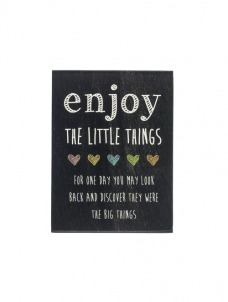 Pocket Notes – Enjoy The Little Things