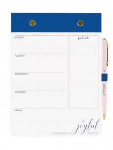Σετ Σημειωματάριο-Στυλό Be Joyful