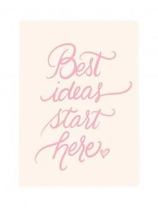 Σημειωματάριο Best Ideas