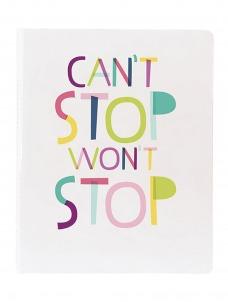 Ημερολόγιο Cant Stop Wont Stop