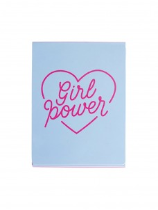 Pocket Notes-Girl Power
