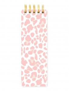 Reporter Journal-Pink Leopard
