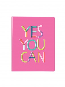 Yes You Can small notebook