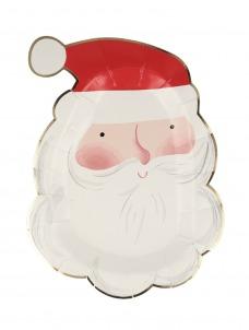 Meri Meri Πιάτο Jolly Santa