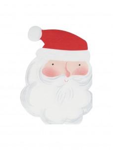 Meri Meri Χαρτοπετσέτα Jolly Santa