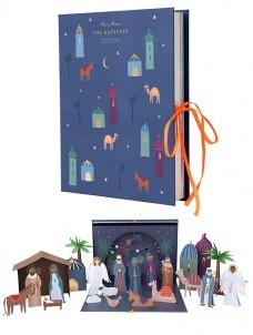 Meri Meri Εορταστικό Ημερολόγιο-Φάτνη