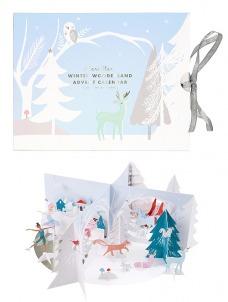 Meri Meri Εορταστικό Ημερολόγιο-Winter Wonderland