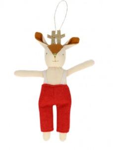 Meri Meri Στολίδι Δέντρου Mr Reindeer