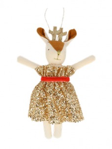 Meri Meri Στολίδι Δέντρου Mrs Reindeer
