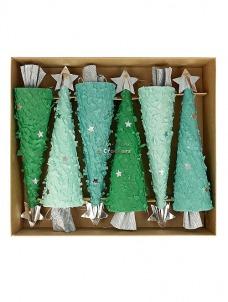 Meri Meri Crackers Christmas Trees