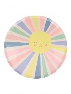 Meri Meri Πιάτο Rainbow Sun