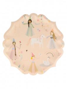 Meri Meri Πιάτο Φαγητού Πριγκίπισσα