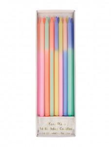 Meri Meri Κεριά Multi Colour Block