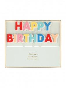 Meri Meri Cake Topper Happy Birthday