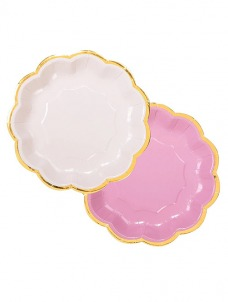 Talking Πιάτο Γλυκού We Heart Pink
