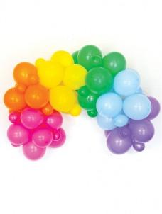 Talking Γιρλάντα Μπαλόνια Rainbow