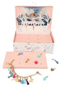 Meri Meri Εορταστικό Ημερολόγιο-Ballerina Charm Bracelet Suitcase