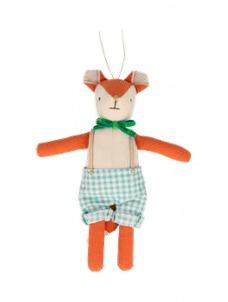Meri Meri Στολίδι Δέντρου Mr Fox
