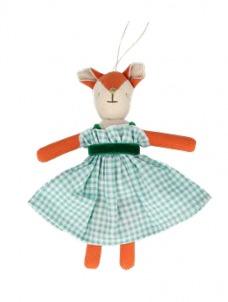 Meri Meri Στολίδι Δέντρου Mrs Fox