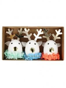Meri Meri Surprise Balls Festive Reindeer