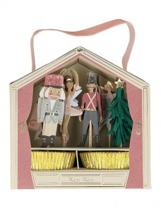 Meri Meri Cupcake Kit Καρυοθραύστης