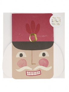 Meri Meri Nutcracker Sticker Sketch Book