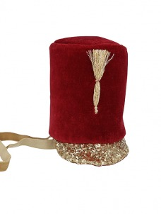 Meri Meri Καπέλο Red Soldier