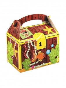 Party box με θέμα πειρατής