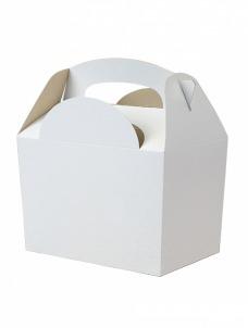 Party box σε λευκό χρώμα