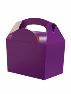 Party box σε λιλά χρώμα