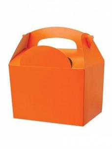 Party box σε πορτοκαλί χρώμα