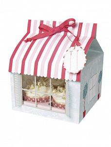 Meri Meri Cupcake box σπιτάκι