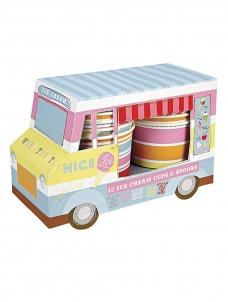 Meri Meri Ice cream van