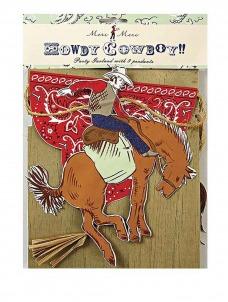 Meri Meri Κρεμαστές γιρλάντες Cowboy